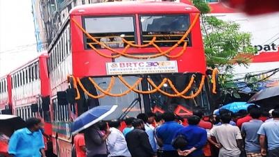 ৩০ টাকা ভাড়ায় ৩০মিনিটে নারায়ণগঞ্জ টু বাইতুল মোকাররম