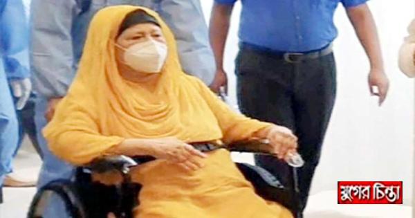 খালেদা জিয়ার বিদেশে চিকিৎসা বিষয়ে আইন মন্ত্রণালয়ের 'না'