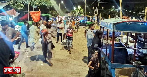 নবীগঞ্জ-হাজীগঞ্জ ঘাটে মাসে লাখ টাকার চাঁদাবাজি