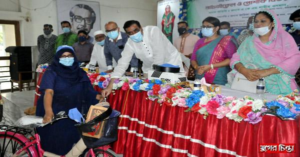 লিংক রোডে কি যে একটা বিচ্ছিরি অবস্থা : শামীম ওসমান